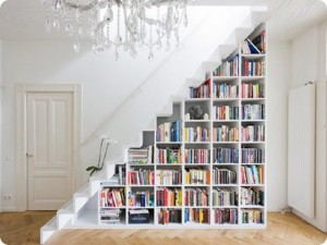 Les précieux : le défi 100 livres dans DEFIS DE LECTURE bibliotheque-insolite-14-300x225