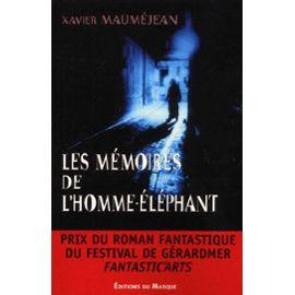 Maumejean-X-Memoires-De-L-homme-Elephant-Livre-893718569_ML