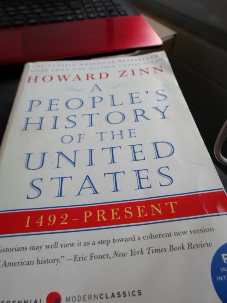 a peoples history of the united states by howard zinn This quiz is based on howard zinn's a people's history of the united states (2003 edition) this quiz covers over 500 years of american history that is.
