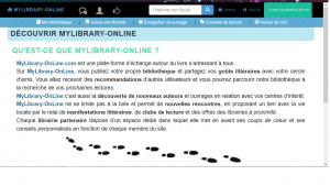 My library online